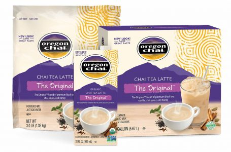 Oregon Chai Announces New Packaging Design and Non-GMO Project Verification for Five Concentrates