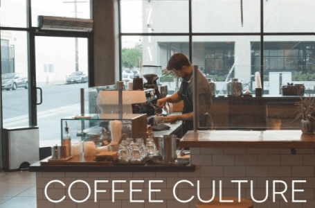 Coffee Culture: Hot Coffee + Cool Spaces Now Available