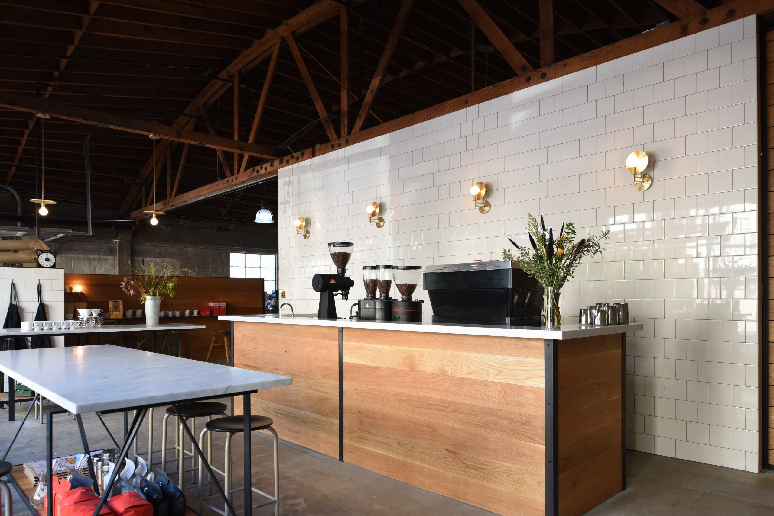 Intelligentsia Coffee Opens Renovated San Francisco Roasting Works And New Training Lab