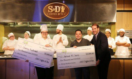 Andrea Simrell - 2017 S&D Culinary Challenge Winners