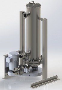 Ann Seamonds - Spiral Water Technologies Model S1000 Automatic Self-cleaning Filter