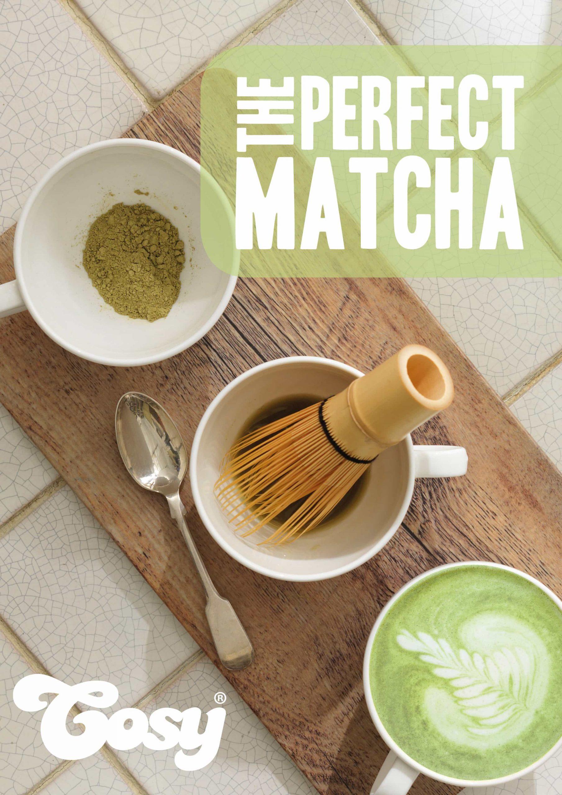 NEW Cosy Organic Matcha
