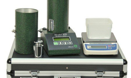Julie Staloch Shore Model920 201504 6777 Coffee 450x270 - SHORE MODEL 920 PORTABLE MOISTURE TESTER DESIGNED FOR COFFEE