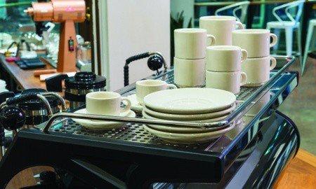 Pete Zeller CafeRobusta 450x270 - Homer Laughlin Launches Café Robusta Specialty Coffee Line