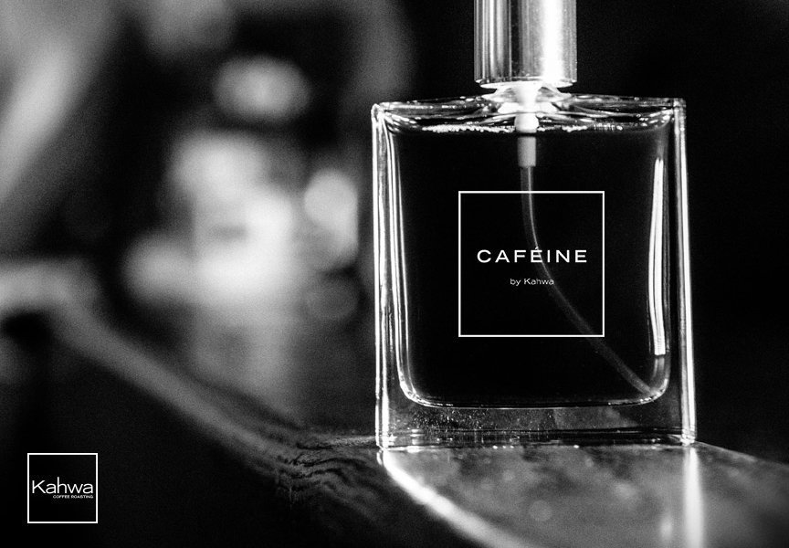 Cafeine - Kahwa Coffee Introduces Caféine - The Fashionable Scent of Fresh Roast
