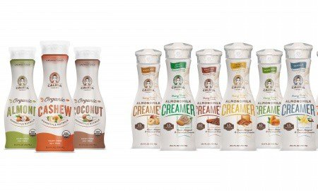 Crystal Hartwell Lineup vB 1 450x270 - Califia Launches Organic Line; Powers Up Almondmilks with Maca Root, Protein and More
