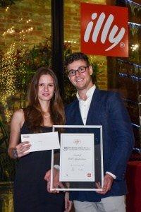 Erika Berg CBI Agropecuaria Alessia Cancarini e Ruggero Spada 50 200x300 - The 26th Ernesto Illy Brazil Award has winners from three regions in Minas Gerais