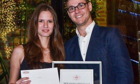 Erika Berg CBI Agropecuaria Alessia Cancarini e Ruggero Spada 50 450x270 - The 26th Ernesto Illy Brazil Award has winners from three regions in Minas Gerais
