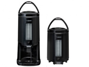 Krista Erickson Gravity Pot 300x228 - Zojirushi Introduces Large Capacity Thermal Gravity Pot® Beverage Dispenser