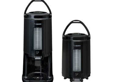 Krista Erickson Gravity Pot 384x270 - Zojirushi Introduces Large Capacity Thermal Gravity Pot® Beverage Dispenser