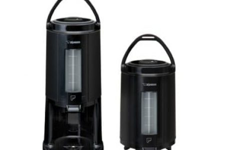 Zojirushi Introduces Large Capacity Thermal Gravity Pot® Beverage Dispenser