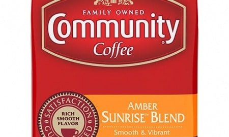 Nicole Lavella Community Amber Sunrise Blend 450x270 - Community Coffee Company Introduces Amber Sunrise Blend for Spring