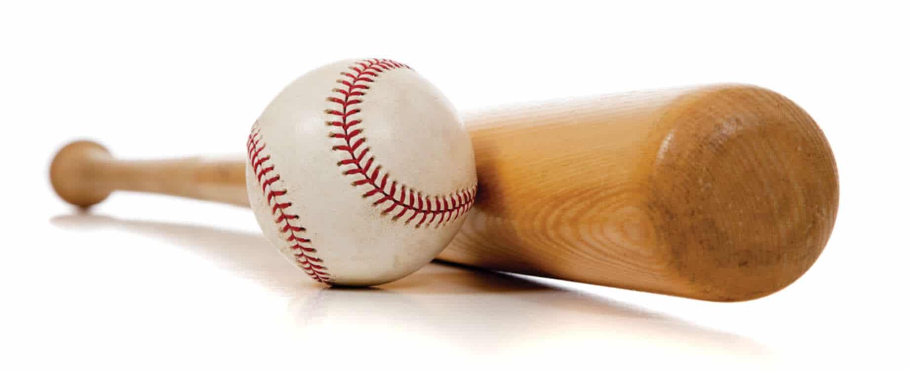 baseball and bat - SLIDE!