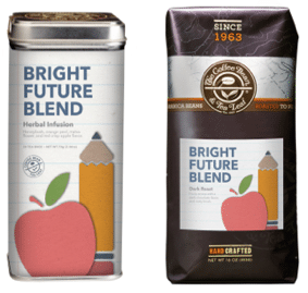 Andra Janieks CBTL Bright Future Blend - Support Local Schools with Bright Future Blend from The Coffee Bean & Tea Leaf