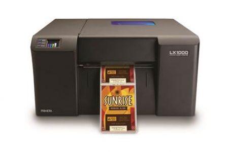 Primera Introduces LX1000 Color Label Printer