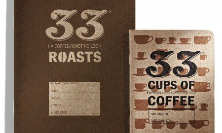 Dave Selden 33 roasts 450x270 - 33 Books Co. Delivers Professional Coffee Roast-Tracking Tool to Home Roasters