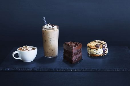 NEW GHIRARDELLI® BARISTA MINI CHIP COLLECTION – SPRINKLE ON SOME MAGIC