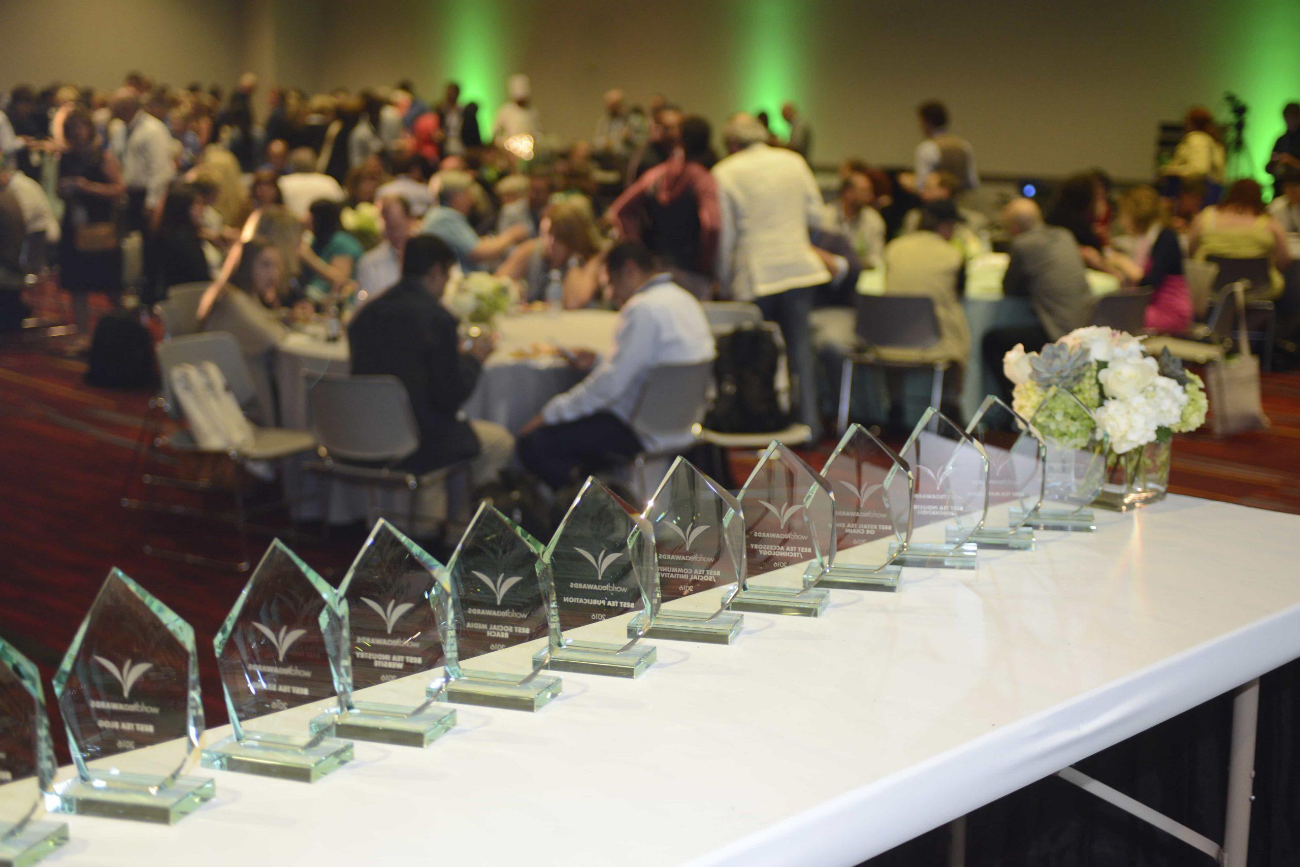 World Tea Expo's 'World Tea Awards' to Honor Contributors to Specialty Tea's Growth, Innovation, Education