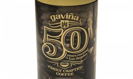 Jackie Langdon Gavina 50thBlend Tin 11in 300ppi 450x270 - Gavina celebrates 50 years of roasting
