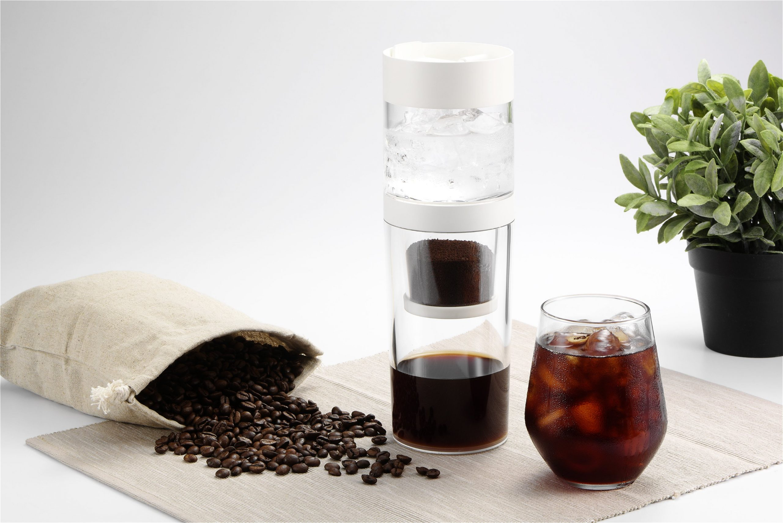 Dripo Slow-Drip Cold Brew For Home Or On-The-Go