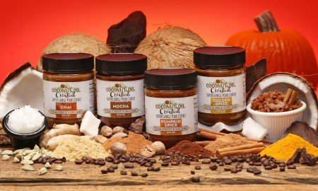 Dave Bryk rsz 507a9352 all 4 450x270 - Introducing Coconut Oil Creations: Supercharge Your Coffee and more with Delicious, Spice Infused Coconut Oil