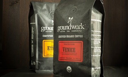 Frances Dyer CoffeeBags 1 450x270 - GROUNDWORK COFFEE CO. TO OPEN CAFÉS IN  WHOLE FOODS MARKET 365 STORES