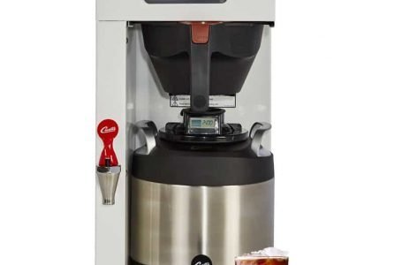 QUALITY, FLAVOR AND CONSISTENCY… IT'S HARD TO BEAT THE INNOVATIVE CURTIS® THERMOPRO™ BREWING SYSTEM