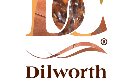 Lane Mitchell DC WordMark 6inx6in 300dpi 450x270 - Dilworth Coffee Refreshes Brand: Charlotte's Original Specialty Coffee redoubles its focus on specialty coffee connoisseurs