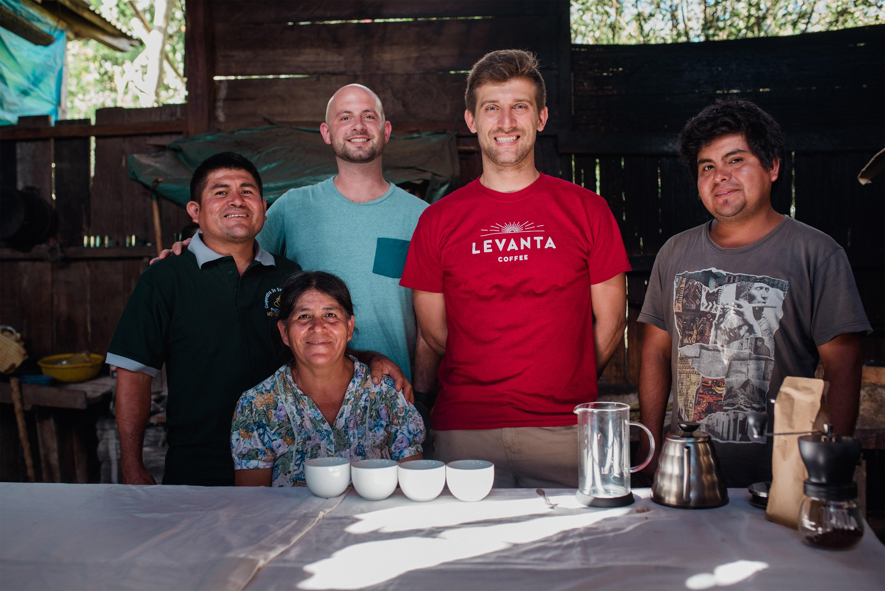 NRA - The Story of Coffee Begins With the People Behind It