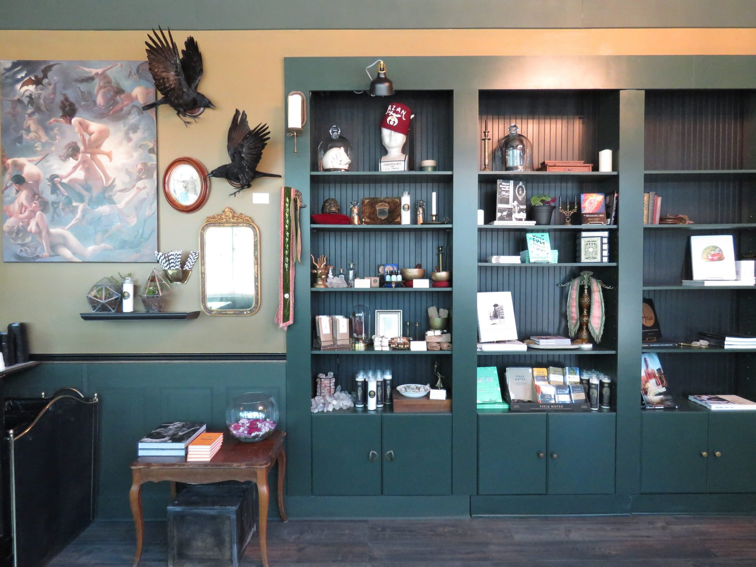 Charlotte gets its first coffee and magick shop