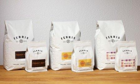 Morgan DeBoer group bags 450x270 - Ferris Coffee & Nut Reveals New Packaging
