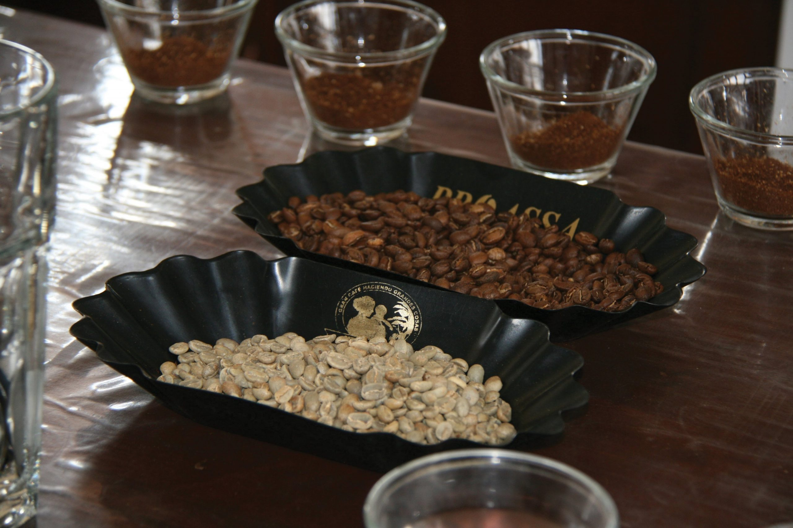 Replicating coffee 'cupping' with AI: Start-up tracks coffee quality from crop to cup