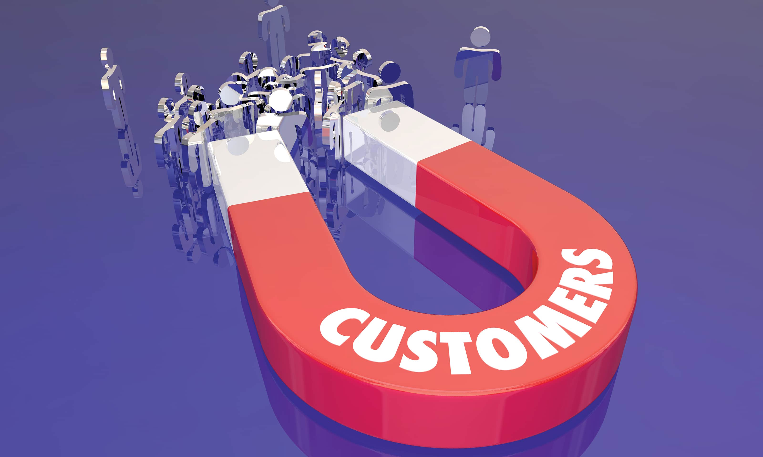 new customers - Getting Profitable: Lesson 6