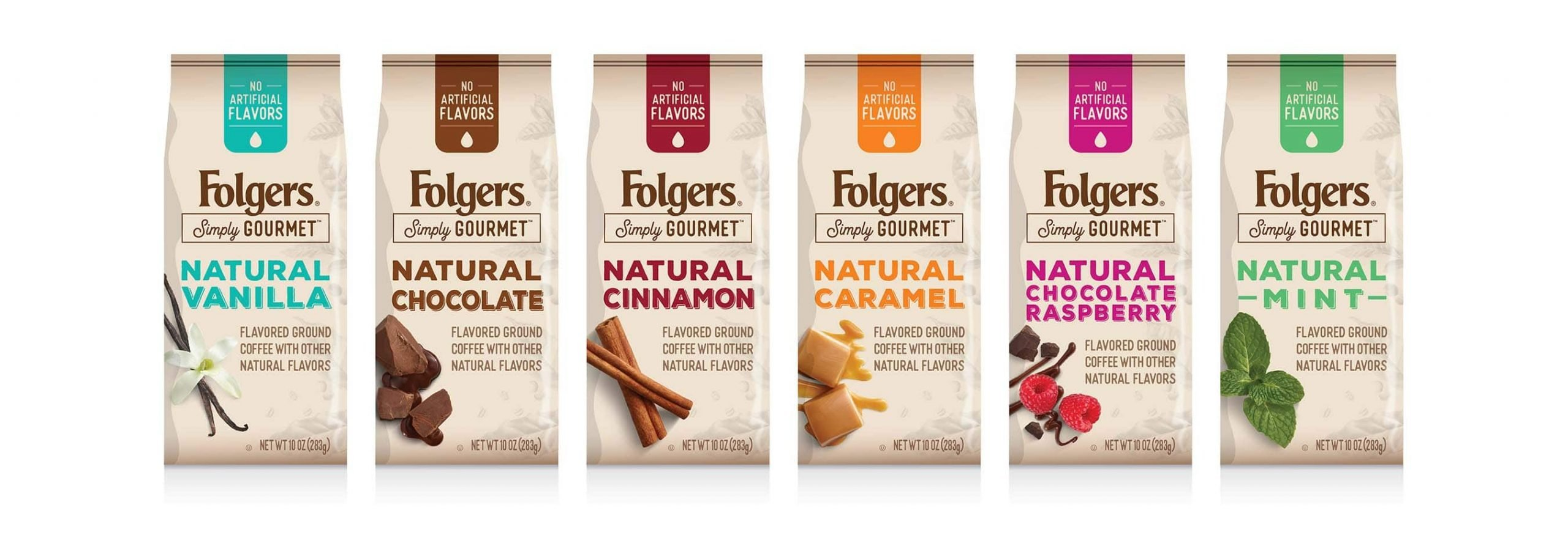 Kick Off Fall with New Folgers® Simply Gourmet™ Coffee