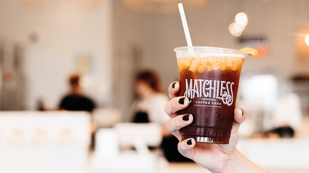 rachel van dolsen Matchless Kickstarter Photo 3 - Matchless Coffee Soda Kickstarter Campaign Is 100% Funded! + Pre-order Details
