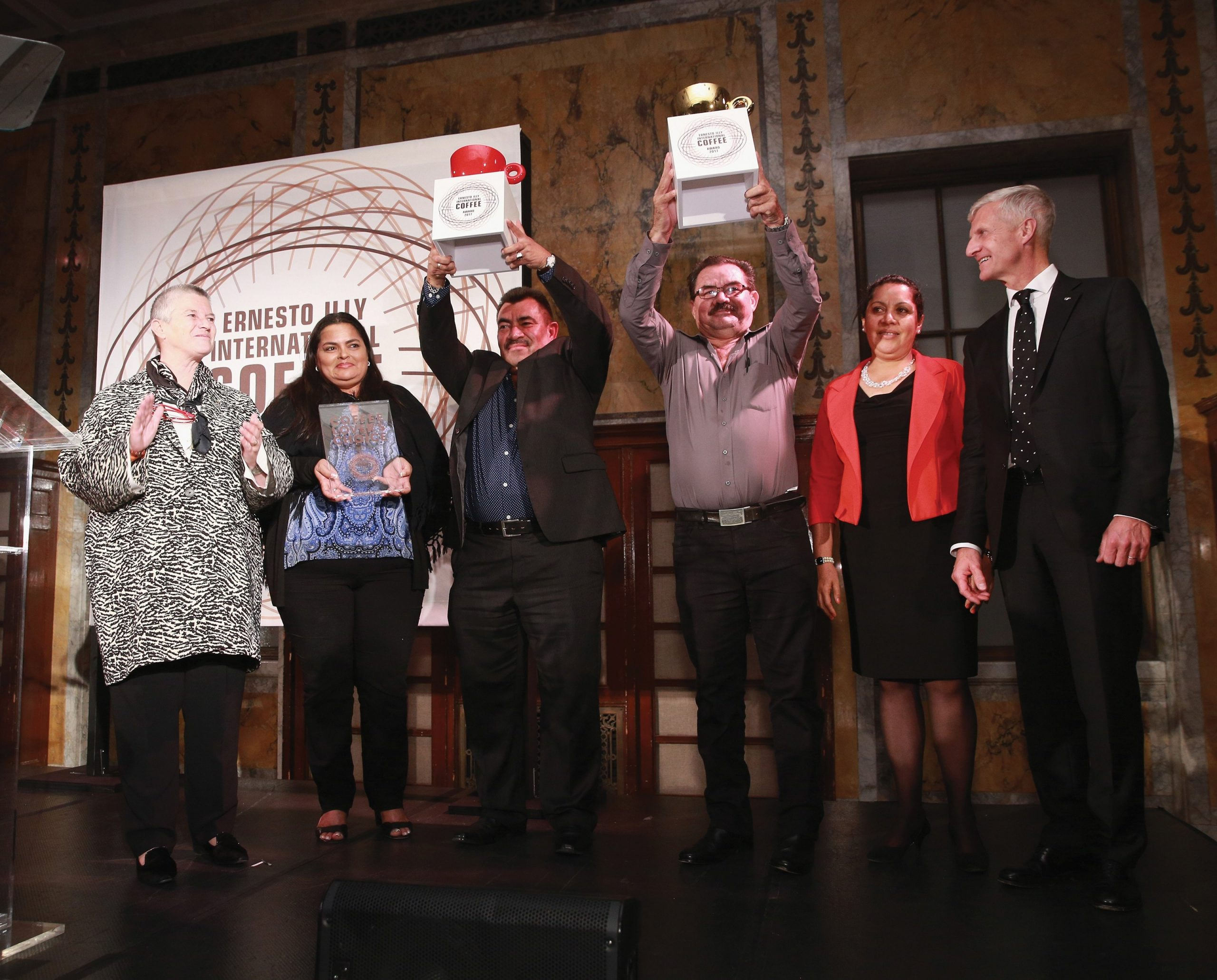 Second Annual Ernesto Illy International Coffee Awards