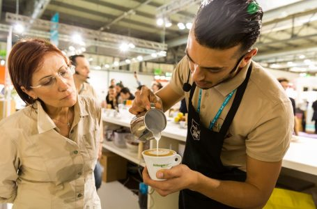 At Host 2017 coffee goes global
