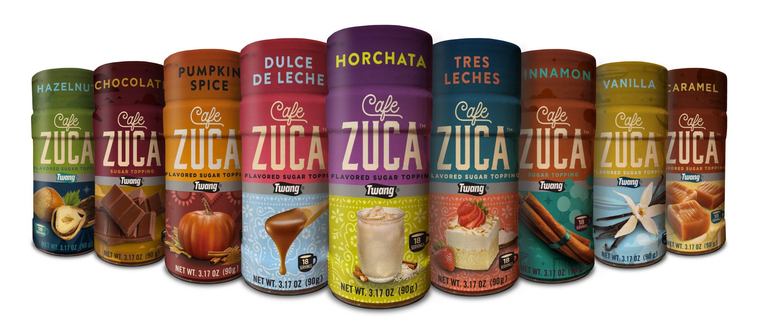 TWANG ANNOUNCES CAFÉ ZUCA'S AVAILABILITY AT H-E-B RETAILERS
