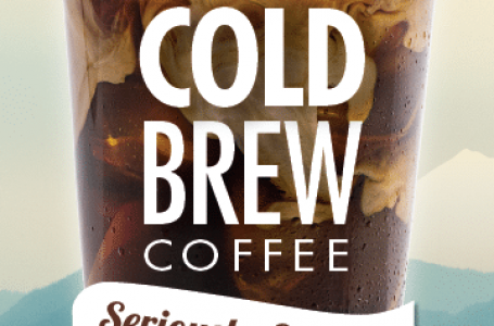 Boyd's Coffee Introduces New Cold Brew