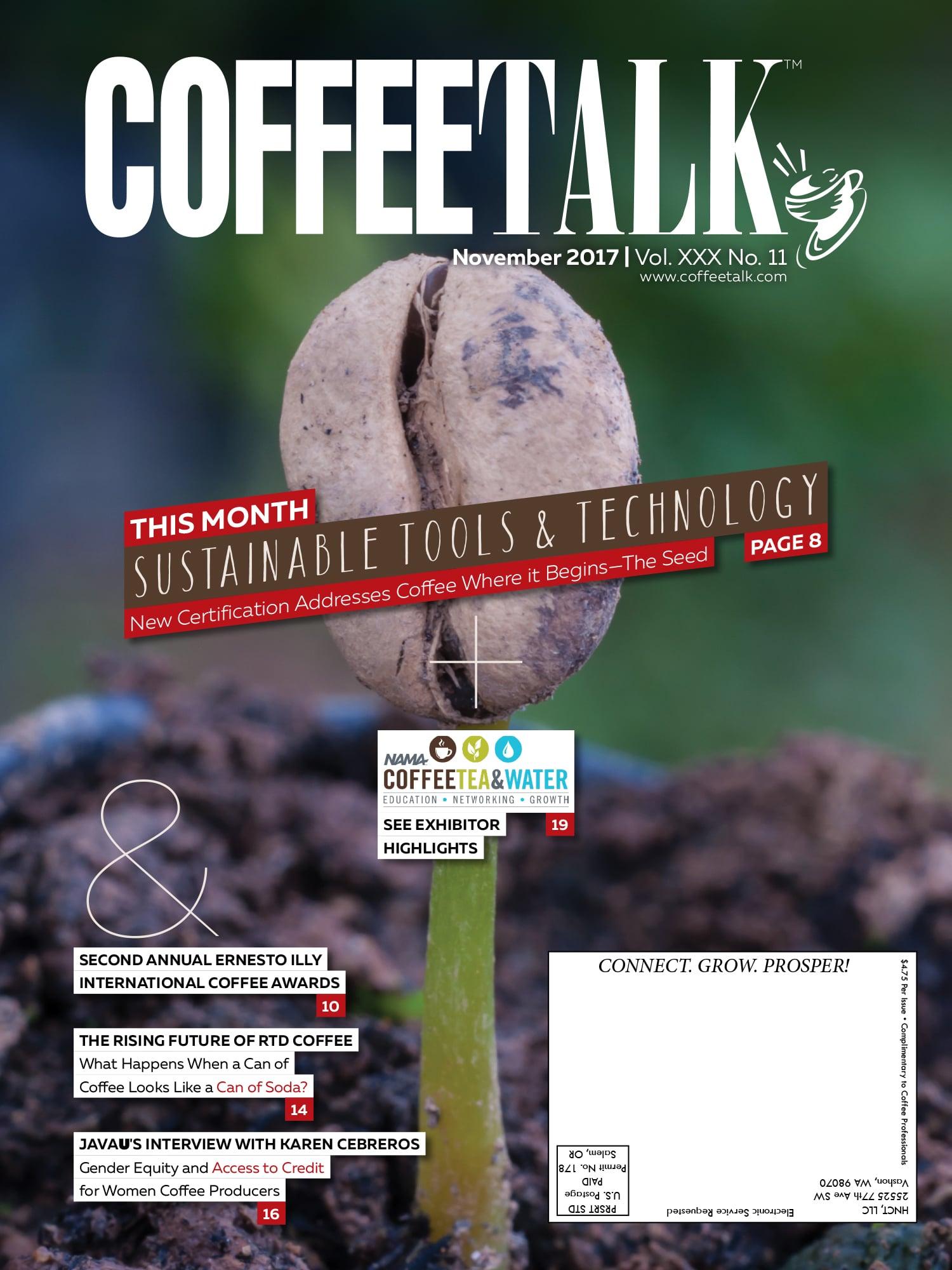 November 17 Cover