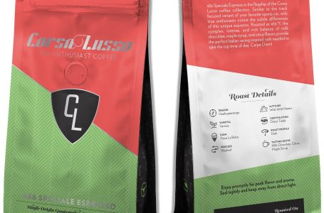 Automotive Lifestyle Inspired Specialty Grade Coffee by Corsa Lusso: The Enthusiast Coffee