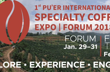 1st Pu'er International Specialty Coffee Expo 2018