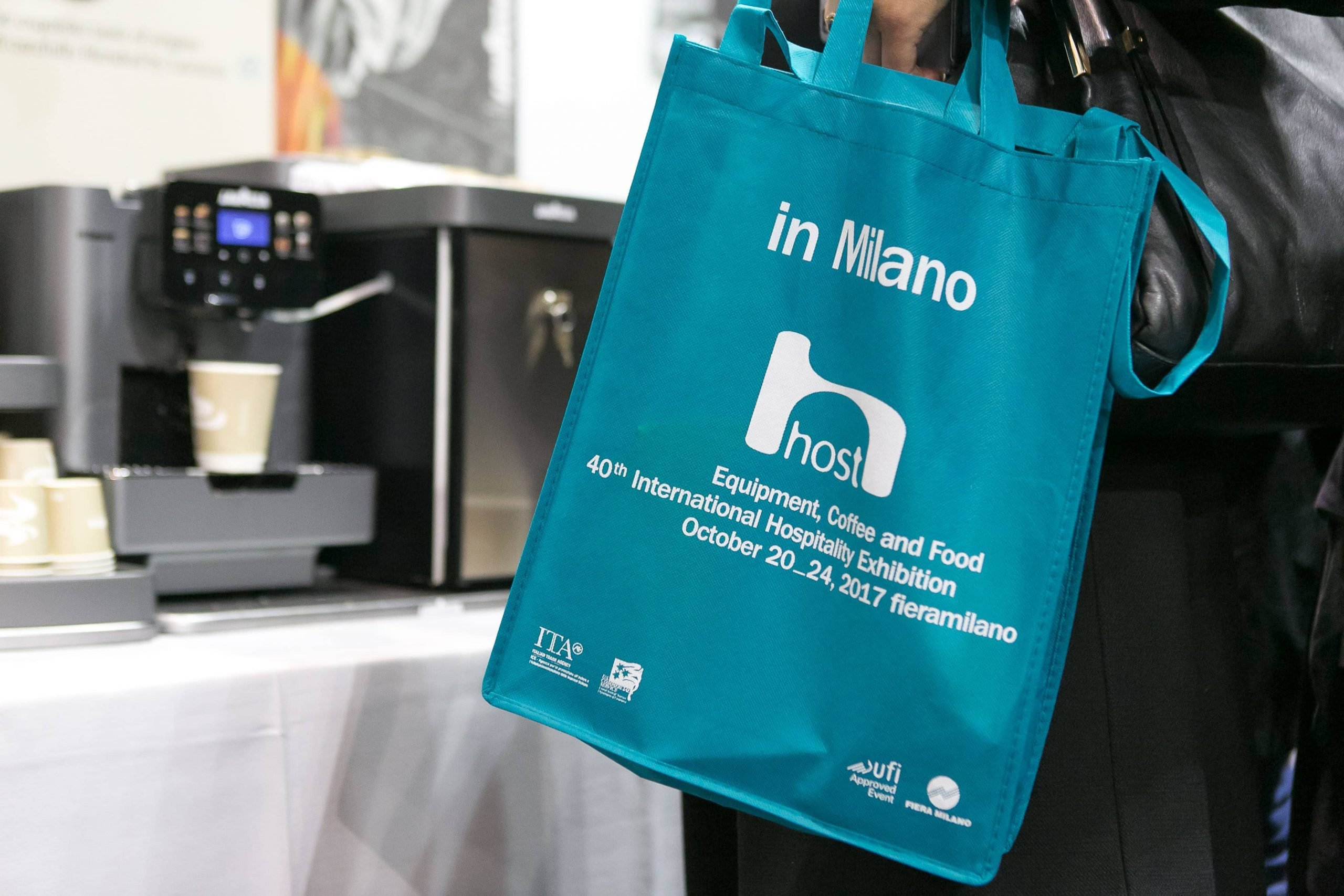 HostMilano 2017: coffee goes global at Sic,  becoming one with Gelato & Pastry