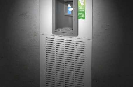 Oasis Mechanical Activation Bottle Fillers Work Without Electricity