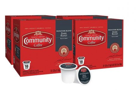 Community Coffee Company Now Available through QVC