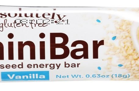 NEW! SNACK BARS TAKE  TAHINI CRAZE TO HEALTHY, DELICIOUS NEW HEIGHTS  Absolutely Gluten Free's TahiniBARS