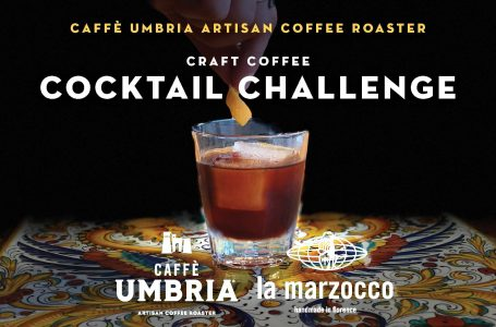 Caffè Umbria Hosts Craft Coffee Cocktail Challenge and Party to Kick Off La Marzocco Residency