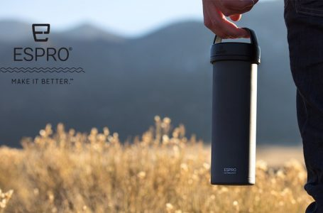 ESPRO® Unveils the World's Lightest 16oz Coffee Press and Hydration Bottle