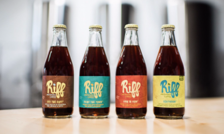 Screen Shot 2018 04 13 at 12.33.55 PM 450x270 - Riff Launches with 4 RTD Cold Brewed Coffees