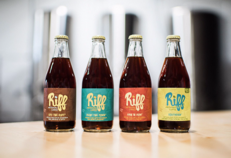 Screen Shot 2018 04 13 at 12.33.55 PM - Riff Launches with 4 RTD Cold Brewed Coffees